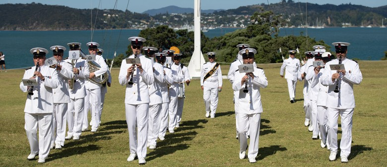 Classical Expressions 2021: Royal New Zealand Navy Band