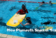 EMR New Plymouth Pool Snorkel Trail