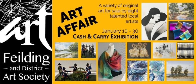 Art Affair - Cash & Carry Exhibition