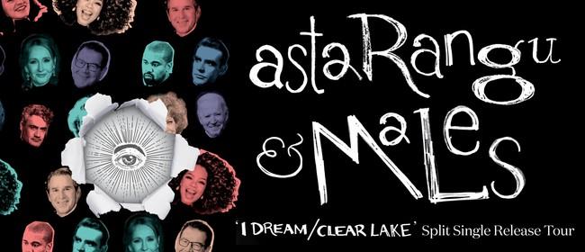 Asta Rangu & Males Split Single Release Tour: CANCELLED