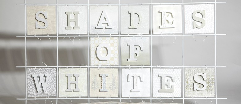 """""""Shades of Whites"""" A Group Exhibition"""
