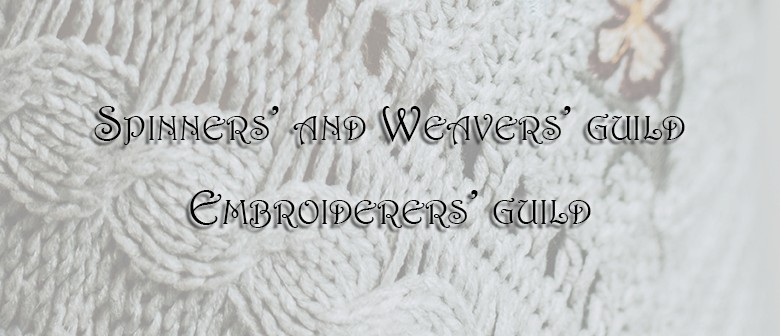 Spinners, Weavers and Embroiderers