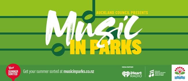 Music in Parks Māngere - Family