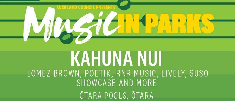 Music in Parks - Kahuna Nui