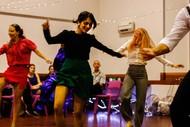 IntermediateVintage Jazz Dance Short Course (Teens & Adults)