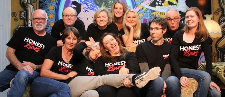 Improv Comedy Jams - Honest Liars
