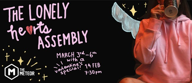 The Lonely Hearts Assembly - Valentine's Day Pop-Up