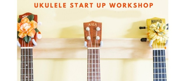 Ukulele - Start from Scratch in Tahuna