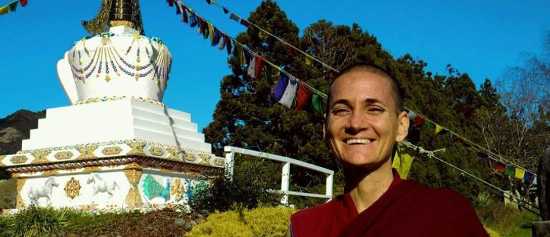 Discover Buddhism at Home Online with Venerable Khadro