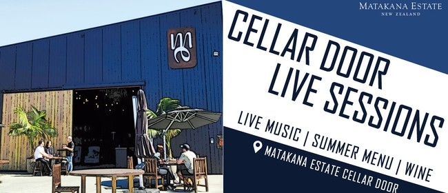 Cellar Door Live Sessions