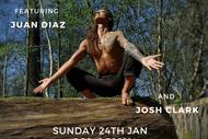 Awaken Yoga Series Vol. 3 Featuring Juan Diaz & Josh Clark