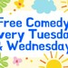 Live Stand Up Comedy Every Week