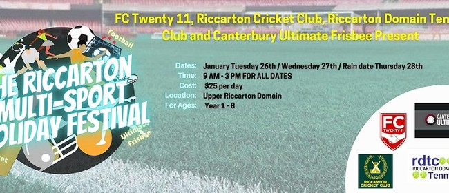 The Riccarton Multi-Sport Holiday Festival
