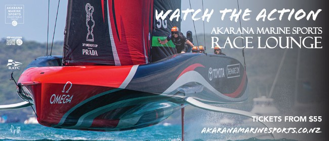 Akarana Marine Sports Race Lounge