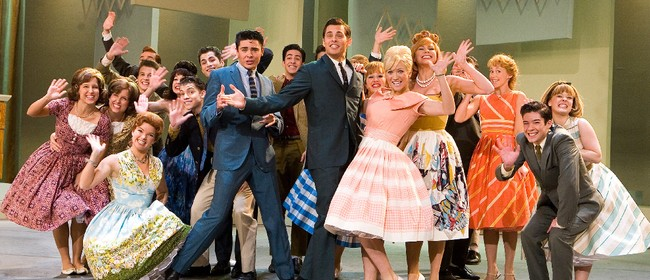 Hairspray - Auckland Live Summer in the Square