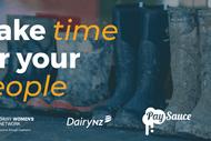 Make Time For Your People - Taraua