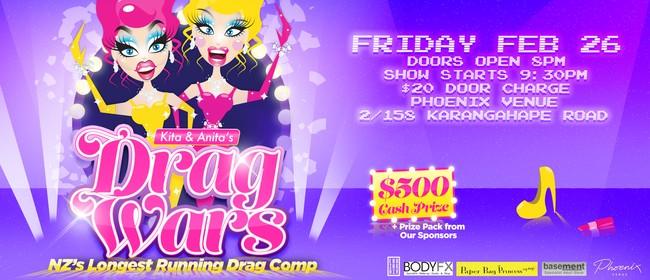 Kita and Anita's Drag Wars - Feb Edition