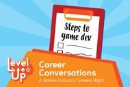 NZGF: Career Conversations 2021 - NZ Games Careers Night