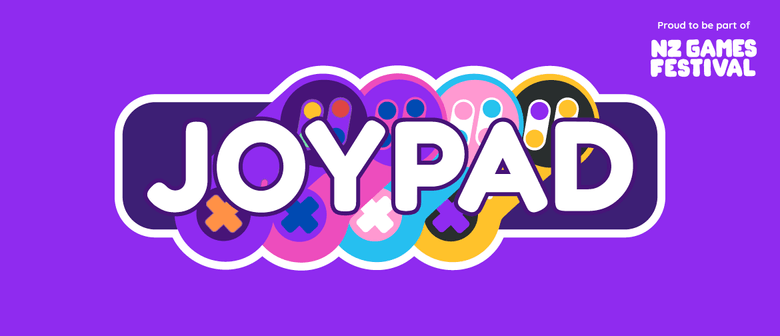 NZGF: JOYPAD 2021 - Rainbow Gamers Social