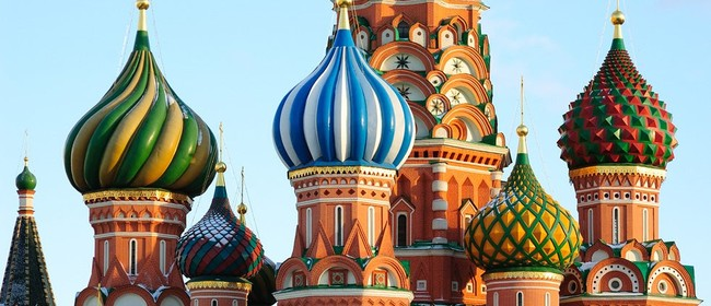 Russian Language Classes (Beginners)