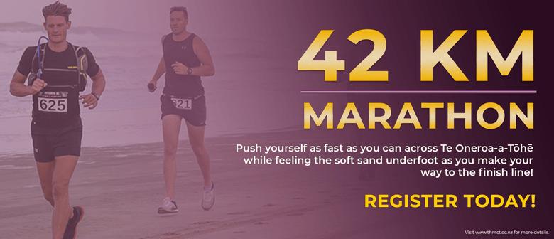 The 42 km Marathon