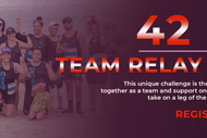Image for event: 42KM Team Relay Open