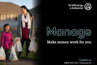 Money Management Information Sessions