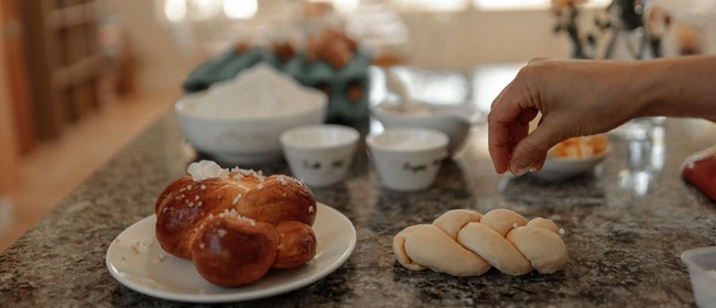 Brioche Baking Class - Special Easter