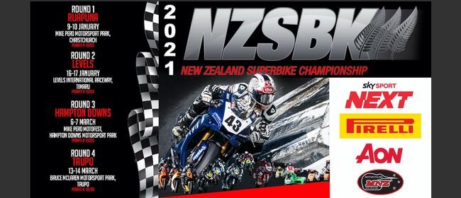 New Zealand Superbike Championship Round 2