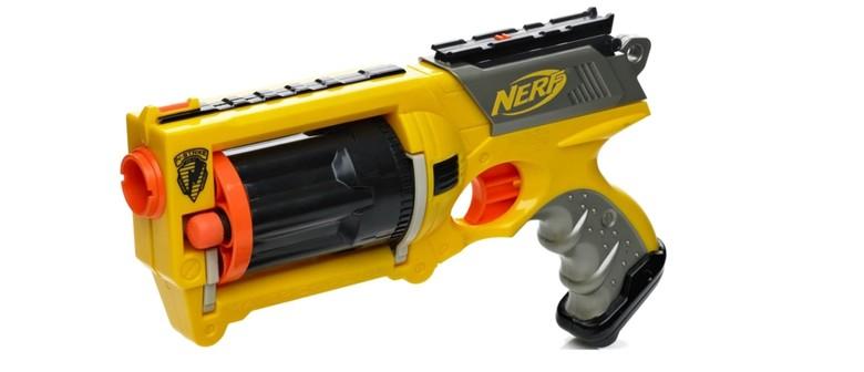 Nerf Gun Night