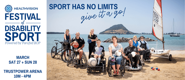 Healthvision Festival of Disability Sport