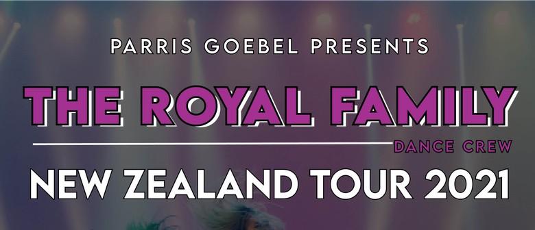Parris Goebel Presents The Royal Family NZ Tour 2021
