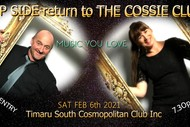 Flip Side Return to The Cossie Club