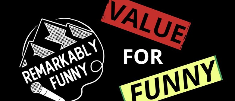 Remarkably Funny Presents: Value for Funny