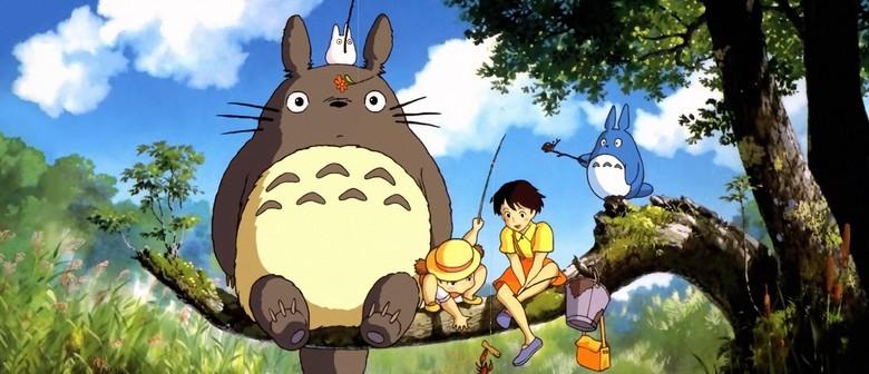 Outdoor Movie Night - My Neighbor Totoro