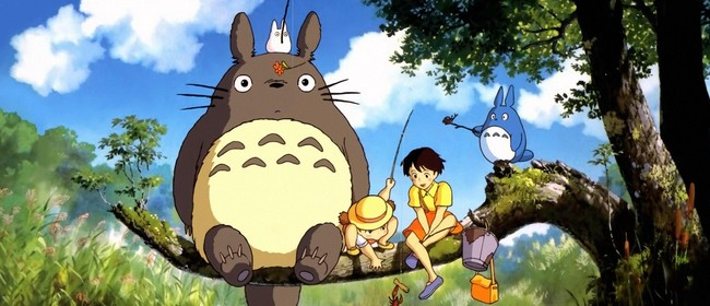 Outdoor Movie Night - My Neighbor Totoro