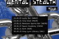 Ex-Partner + Grecco Romank - Mental Stealth Tour