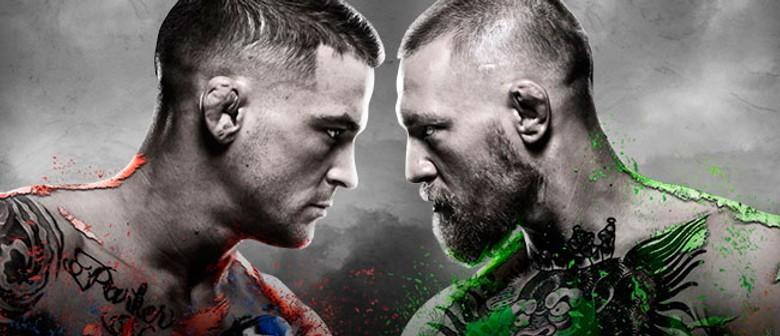 Poirier vs McGregor UFC
