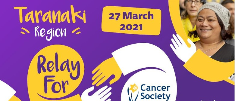 2021 Taranaki Relay For Life