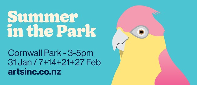 Summer In the Park - Singing School New Zealand