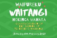 Waipureku Waitangi Commemoration 2021
