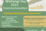 Waitangi Day Commemorations 2021