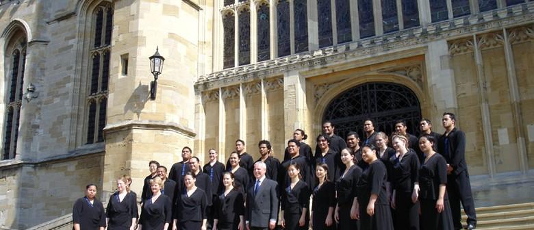 The Graduate Choir NZ: Mid-Winter Christmas Recital