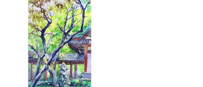 Workshop: Watercolour Painting