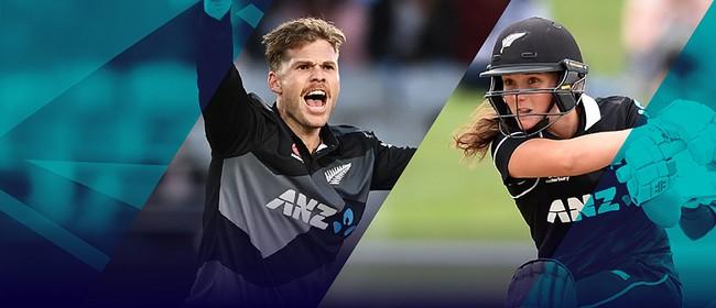Blackcaps V Australia T20 & White Ferns V Australia T20