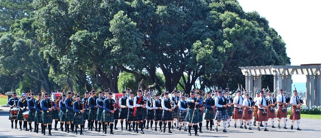 NZ National Pipe Band Championships