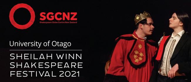 SGCNZ Wairarapa Regional UOSWSF 2021