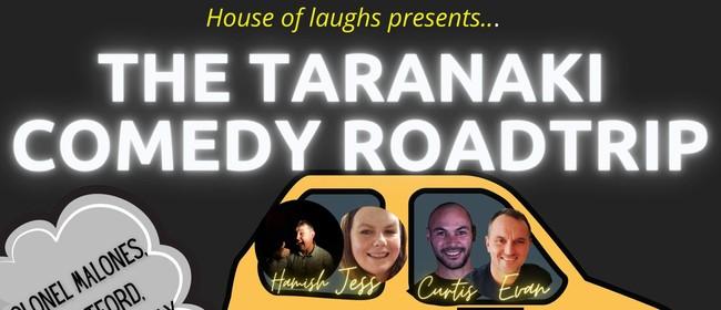 The Taranaki Comedy Roadtrip
