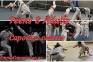 Remuera Teen/Adult Capoeira Classes Term 1