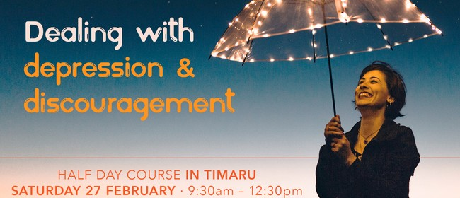 Dealing with Depression & Discouragement Half Day Course
